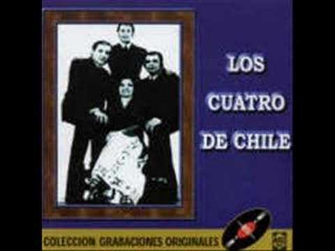 Los Cuatro de Chile - Para que no me olvides