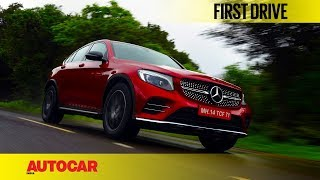 Mercedes-AMG GLC 43 Coupe | First Drive | Autocar India