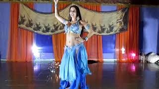 Dança do Ventre - Verônica Dias.
