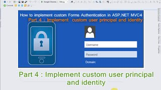 Part 4 - Custom Forms Authentication in ASP.NET MVC4
