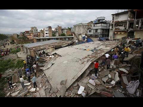 Nepal Earthquake, Teenage Boy Rescued After Four Days