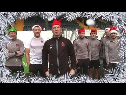 DFCTV Christmas Message