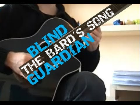 The Bard's Song (Blind Guardian) - Lead Guitar