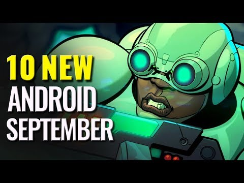 Android Playscore Scoop September 2017 | 10 Best New Android mobile games reviewed