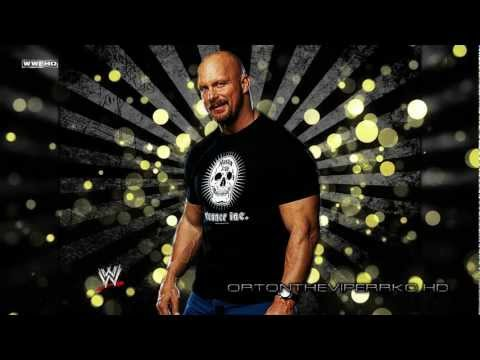 WWF: Stone Cold Theme Song - Hell Frozen Over CD Quality + Quotes...