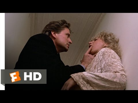 Fatal Attraction (6 8) Movie Clip - Not Going To Be Ignored (1987) Hd video