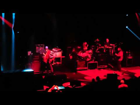 2014-10-18 Widespread Panic - Drinking Muddy Water at The Orpheum Theatre, Memphis, TN