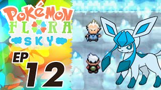 Let's Play Pokemon: Flora Sky - Part 12 - Searound Gym Leader Pryce