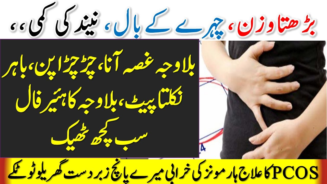 Weight Lose | Face Hair | Sleeping | Hairfall | PCOS | Hormones Problem | Beauty Tips In Urdu Haini