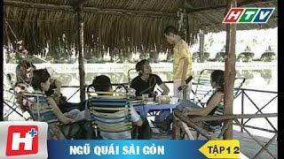 Ngũ quái Sài Gòn - Tập 12 | Phim Hành Động Việt Nam Hay Nhất 2017
