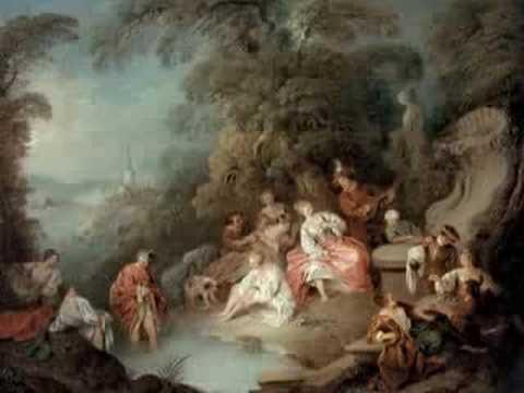 Georg Friedrich Händel - Сарабанда в Dm