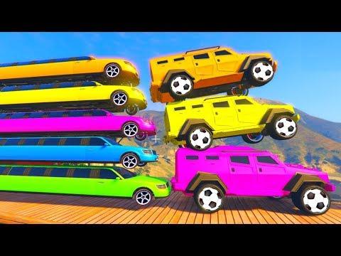 Большая Погоня !! #Мультик игра - Мультфильмы для Детей Все серии подряд - Мультики про машинки