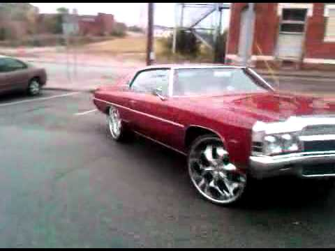 72 Impala on 26S http://wn.com/72_impala_donk_on_26's_DONK_TV
