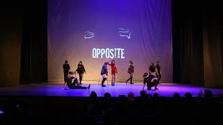 [OPPOSITE - Competencia Rookie] Fantastic Kpop Show 20180714