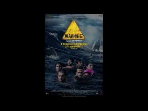 Warning - Motion Poster