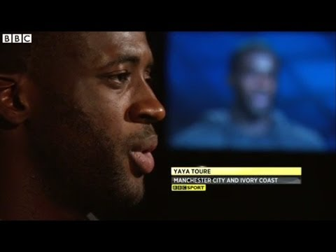 Yaya Toure's 'Explosive' Football Focus Interview