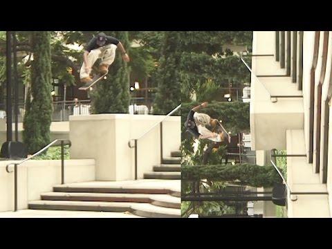 Rodrigo TX's First Day In LA (1999) - with Colin Kennedy