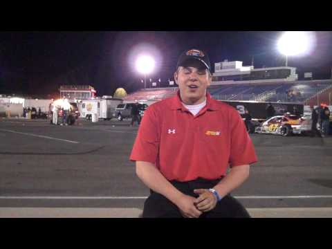 Behm Auto Racing on Andy Seuss Recaps His April 4th Win At South Boston Speedway