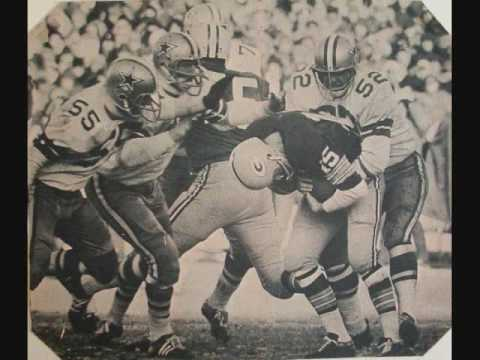 Fearsome Foursome, Doomsday defense, Purple People Eaters, Dick Butkus.