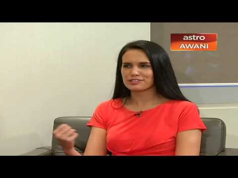 The Kristie Lu Stout AWANI interview: THE PERSON vs THE JOURNALIST