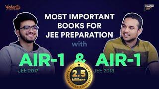 Important Books for JEE Main & Advanced Preparation   Sarvesh & Pranav's Tips to Crack IIT JEE 2019