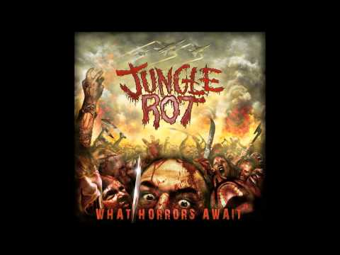 Jungle Rot - Nerve Gas Catastrophe