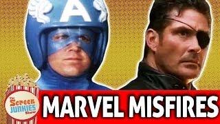 Marvel Misfires!