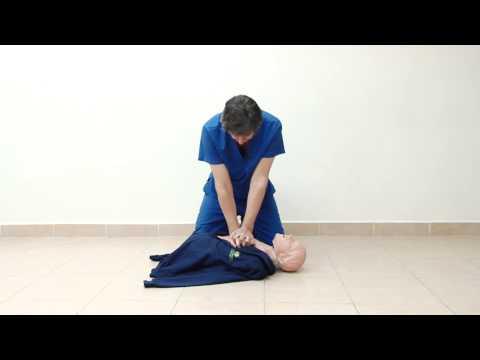 Pasos de una Reanimación Cardio-Pulmonar