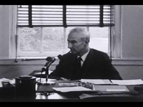 alamogordo atomic bomb. Robert Oppenheimer#39;s view