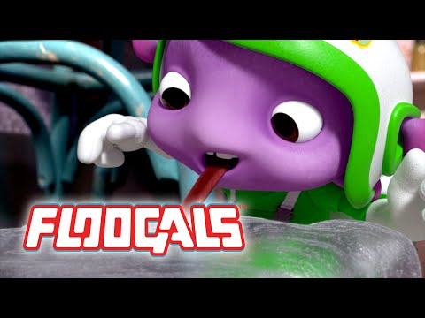 Floogals: Bloopers from Mini-episode Mashup | Universal Kids