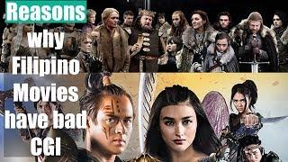Reasons Why Filipino Movies Have Bad CGI