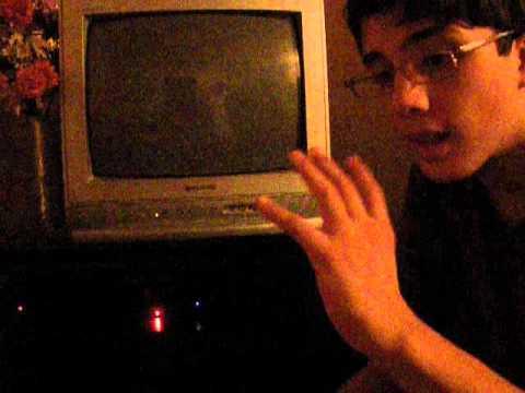 como jugar juegos ps2 pal en TV ntsc con 2 soluciones ps2_pal2ntsc_yfix o chip matrix por harry