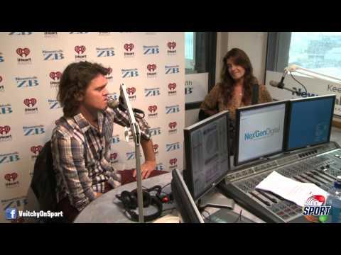 Newstalk ZB and Radio Sport: Lou Vincent - Part 3