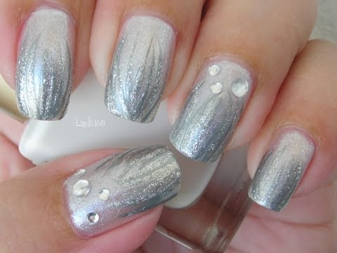 Nail Art- Water Drops