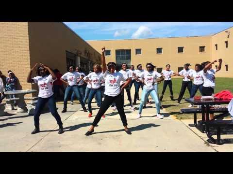 Hoke county high school MMB 2014-2015