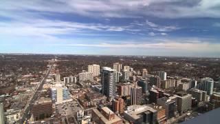 Spacious High-Rise Luxury Apartment in Toronto, Canada