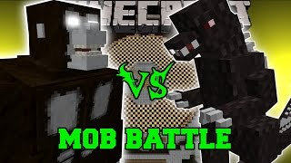 KING KONG VS GODZILLA - Minecraft Mob Battles - Mods