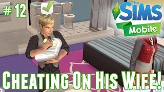 🍼 Sims Mobile | Having A Baby (not with his wife!) 👶🏼 #12