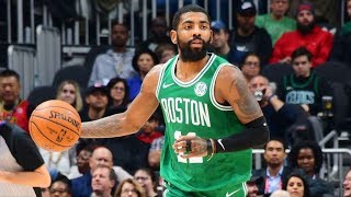 Marcus Smart Ejected! Kyrie Irving 32 Pts Comeback! 2018-19 NBA season