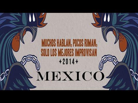 Red Bull Batalla de los Gallos México 2014 - Semifinal - Aczino vs Amehr