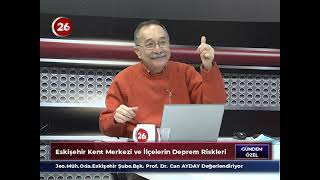 Gündem Özel | Prof. Dr. Can Ayday