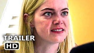 "MANIAC ""Saving The World"" Official 1st Clip (NEW 2018) Emma Stone, Mystery Netflix Series HD"
