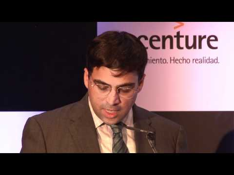 Análisis para anticipar el futuro. V. Anand, Campeón Mundial Ajedrez. Return on Analytics 12 junio