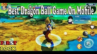 Dragon Ball Strongest Warrior Android Gameplay ( Anime Games Android )