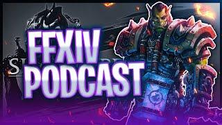 FFXIV Podcast: FFXIV vs WoW Design feat. Scottzone