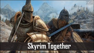 Skyrim Multiplayer Has Finally Arrived! A First Look at Skyrim Together - Skyrim Mods