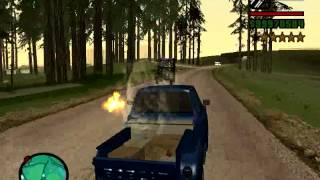 GTA IV To GTA SA MOD V1.0 (Beta) - Gameplay