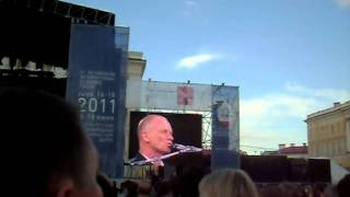 Sting - Russians (Live at Palace Square)