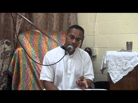 Iskcon Scarborough - B.g 9.22 -  Hg Devakinandan Das Class On 20th Sep 2013 video