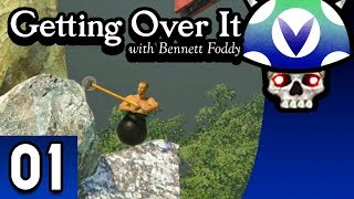 [Vinesauce] Joel - Getting Over It ( Part 1 )